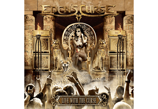Eden's Curse - Live With The Curse - (CD)