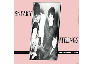 Sneaky Feelings - Send You - (CD)