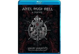 Axel Rudi Pell - Magic Moments [Blu-ray]