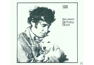 Bert Jansch - Birthday Blues - (CD)