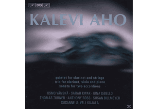 Vänskä/Kwak/Turner/Ross/Billme, Vänskä/Kujala/Billmeyer/Kwak/DiBello/Turner/Ross - Kammermusik - (CD)