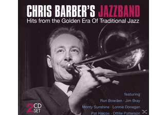Chris Barber, Chris Jazz Band Barber - Hits From The Golden Era Of Taditional Jazz [CD]