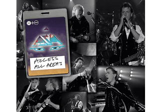 Asia - Access All Areas - (CD + DVD)