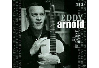 Eddy Arnold - 81 Greatest Hits - (CD)