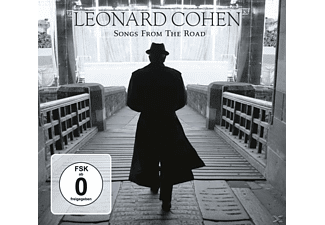 Leonard Cohen - SONGS FROM THE ROAD (EXCLUSIV SATURN) [CD + DVD]