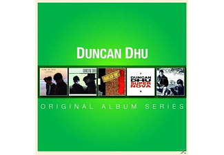 Duncan Dhu - Duncan Dhu Original Album Series [CD]