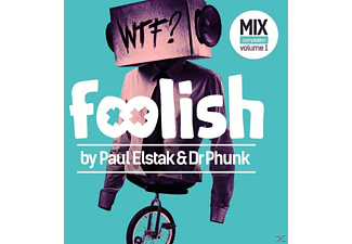 Paul Elstak;Dr.Phunk - Foolish Mix Compilation Volume 1 | CD