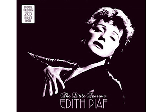 Edith Piaf - The Little Sparrow (CD)