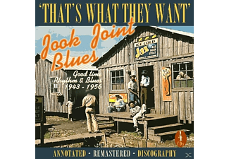 VARIOUS - Jook Joint Blues.That's What They - (CD)