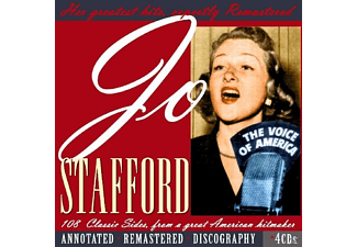 Jo Stafford - 108 Classic Sides From A Great Hitmaker - (CD)