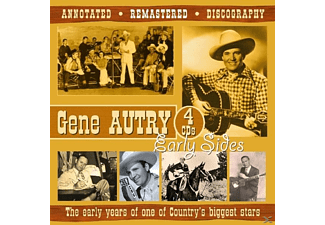 Gene Autry - Early Sides - (CD)