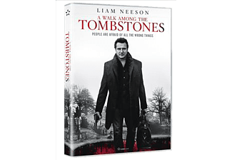 A Walk Among The Tombstones Action DVD
