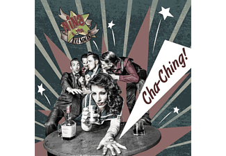 "Nina & The Hot Spots - Cha-Ching! Ep (10"" Vinyl) - (Vinyl)"