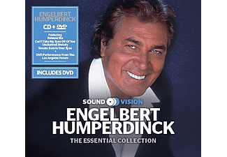 Engelbert Humperdinck - The Essential Collection (CD + DVD)