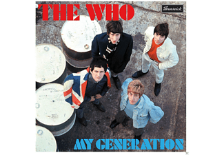 The Who - My Generation (Lp) - (Vinyl)