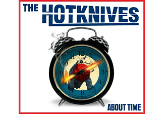The Hotknives - About Time - (CD)