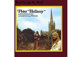 Peter Bellamy - Won't You Go My Way? [CD]