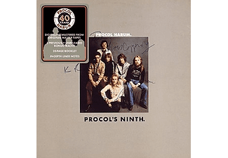 Procol Harum - Procol's Ninth (CD)