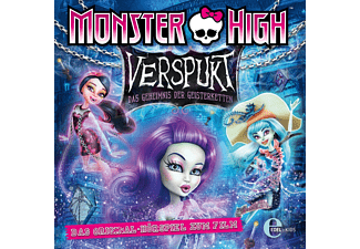 Monster High - Hsp Film - Verspukt:Das Geheimnis Der Geisterketten - (CD)