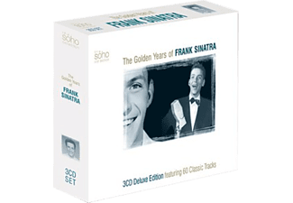 Frank Sinatra - The Golden Years of Frank Sinatra - Deluxe Edition (CD)