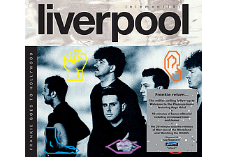 Frankie Goes To Hollywood - Liverpool - Deluxe Edition (CD)