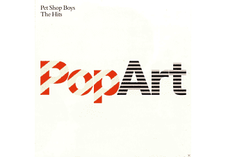 Pet Shop Boys - POPART - THE HITS [CD]
