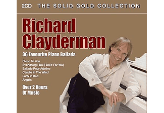 Richard Clayderman - The Solid Gold Collection (CD)