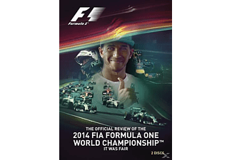 Formula 1: Season Review 2014 - (DVD)
