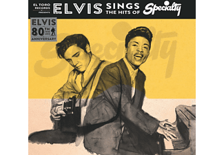 Elvis Presley - Elvis Sings The Hits Of Specialty (Colored Vinyl) - (Vinyl)