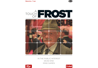A Touch Of Frost | DVD