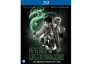 Revenge Of The Green Dragon | Blu-ray