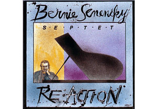 Bernie Septet Senensky - Re:Action [CD]