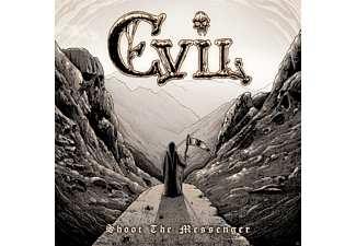 Evil - Shoot The Messenger [CD]