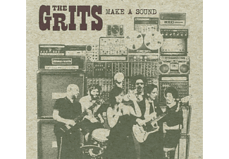 The Grits - Make A Sound - (CD)