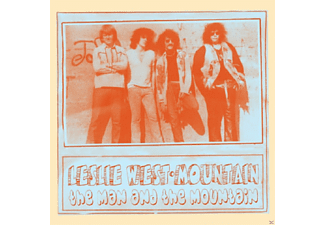 Mountain, Leslie West - The Man And The Mountain - (CD)