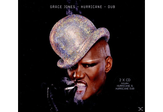Grace Jones - Hurricane Deluxe - (CD)