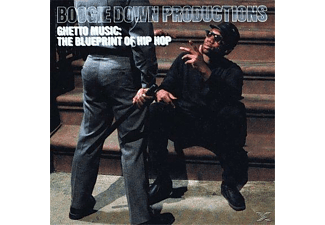 Boogie Down Productions - GHETTO MUSIC: THE BLUEPRINT OF - (CD)