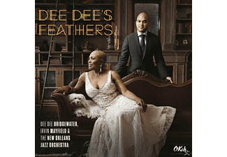 Dee Dee Bridgewater;The New Orleans Jazz Orchestra - Dee Dee's Feathers [CD]