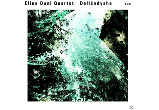 Elina Duni Quartet - Dallendyshe [CD]