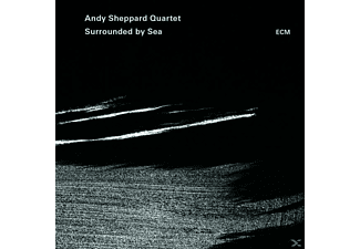 Andy Sheppard Quartet - Surrounded By Sea - (CD)