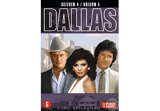 Dallas - Seizoen 4 | DVD