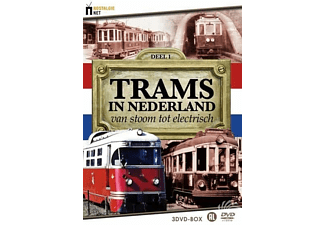 Trams In Nederland - Van Stoom Tot Electrisch | DVD