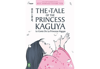 The Tale Of The Princess Kaguya | DVD