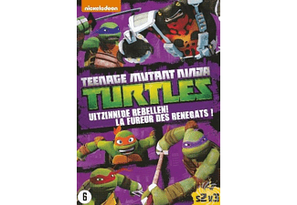 Teenage Mutant Ninja Turtles -  Seizoen 2 Deel 3 | DVD