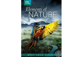 BBC Earth - Elements Of Nature | DVD