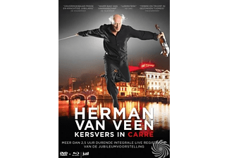 Herman Van Veen - Kersvers In Carre | DVD