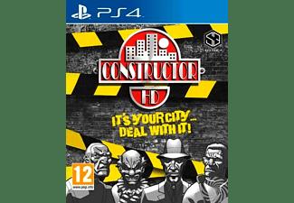 Playstation Constructor HD