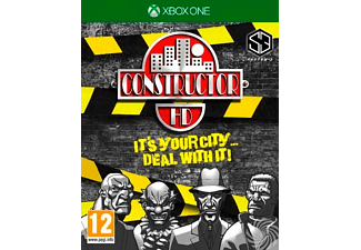 xbox Constructor HD