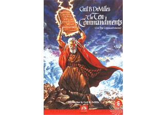The Ten Commandments | DVD