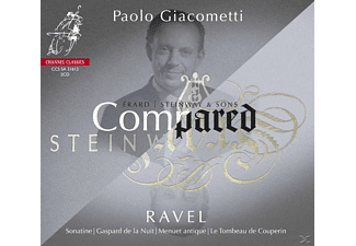 Paolo Giacometti - Compared, Vol. 1 Erard vs. Steinway - Ravel - (SACD Hybrid)